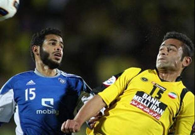 Sepahan 1-0 Al Sadd: 10-man Yellows hang on after early Omid Ebrahimi strike