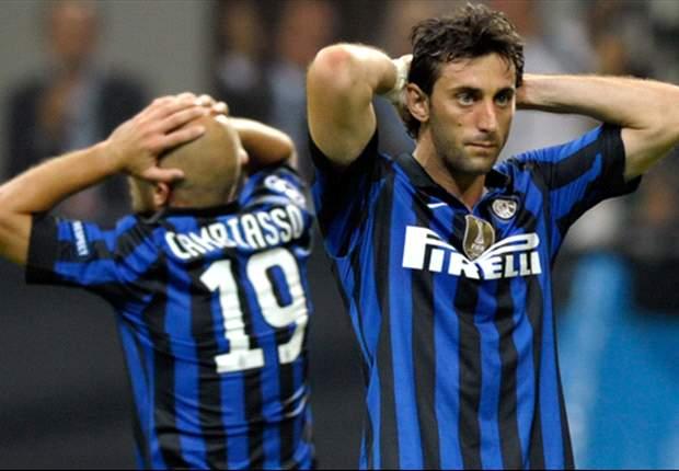 Dramatische start voor Internazionale