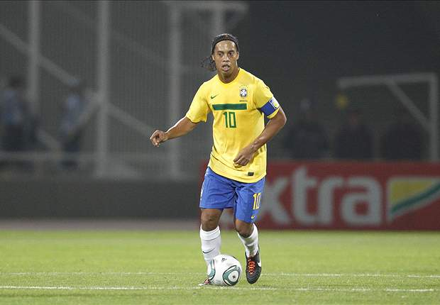 Ronaldinho picked ahead of Ganso for Brazil against Bosnia & Herzegovina - report