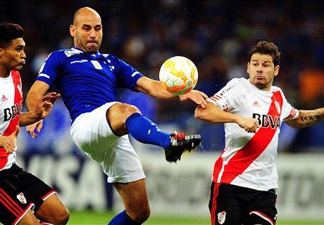 EN VIVO: Cruzeiro 0-3 River