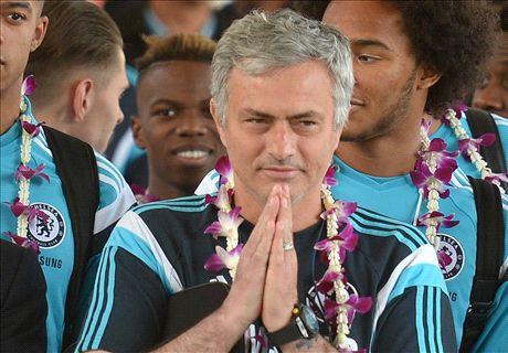"""Mourinho : """"Recruter ? Nous avons déjà les meilleurs!"""""""