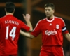 Alonso: Liverpool legend Gerrard was inspirational