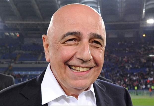 Adriano Galliani olvida al Barcelona... por un tiempo