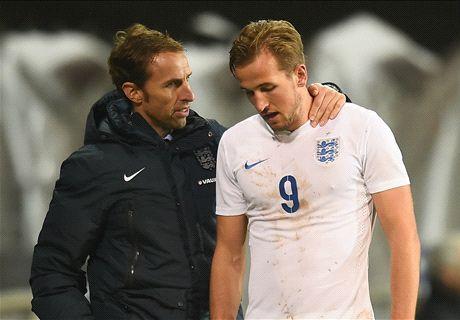 LIVE: England U21s - USA U23s