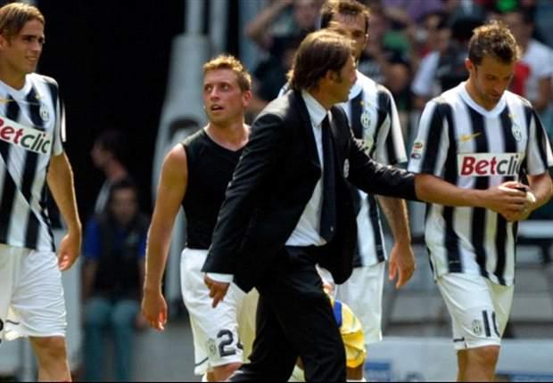 Antonio Conte refuses to admit Juventus are Serie A title contenders despite excellent start