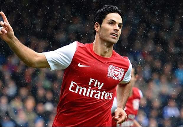 Mikel Arteta: Arsenal Tetap Bagus Tanpa Alex Song