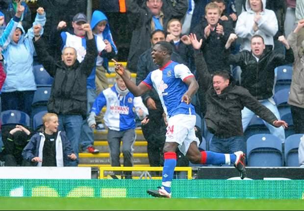 "Blackburns Debütant Yakubu feiert ""unfassbaren Sieg"" gegen Arsenal"