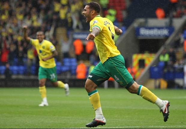 Norwich City star Bradley Johnson won't let talk of England call-up affect Premier League performance