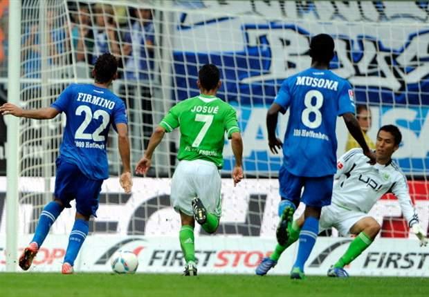 Wolfsburg's Makoto Hasebe becomes first Japanese goalkeeper in the Bundesliga