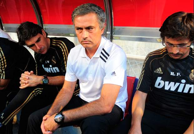 Double training session turns into relaxed barbecue for Real Madrid & Jose Mourinho - report