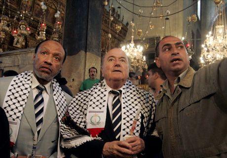 'Voting against Blatter is blasphemy'
