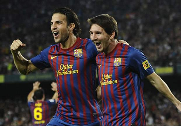 Barcelona 8-0 Osasuna: Lionel Messi nets a hat-trick as Pep Guardiola's champions return to form in sensational style