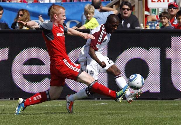 Toronto FC 2-1 Colorado Rapids: Danny Koevermans brace keeps TFC's slim playoff chances alive