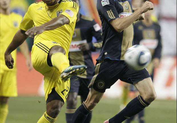 Philadelphia Union 1-0 Columbus Crew: Philly notches first win in eight