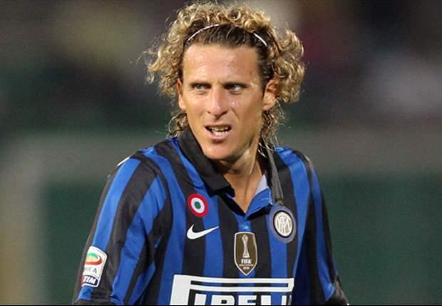 Diego Forlan: Ich war nicht willkommen bei Inter