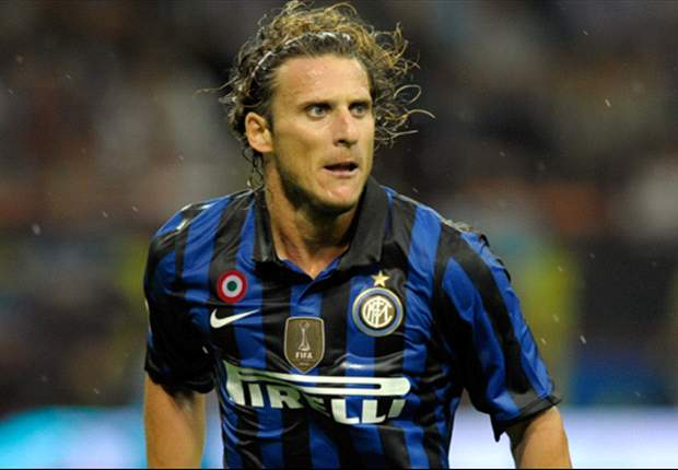 'We need a win' - Diego Forlan seeks Inter boost after Roma stalemate