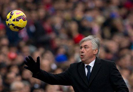 Ancelotti '50-50' on Milan return