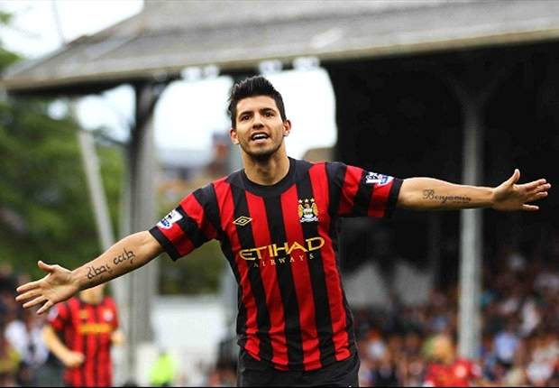 Manchester City's Sergio Aguero reveals he is to link up with Argentina squad on Monday despite injury sustained against Blackburn Rovers