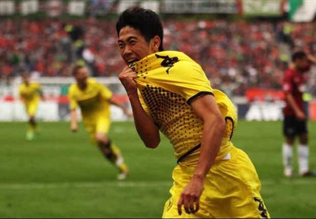 Shinji Kagawa, Javad Nekounam, Ali Al Habsi & the top 10 Asians in Europe for the 2011-12 season