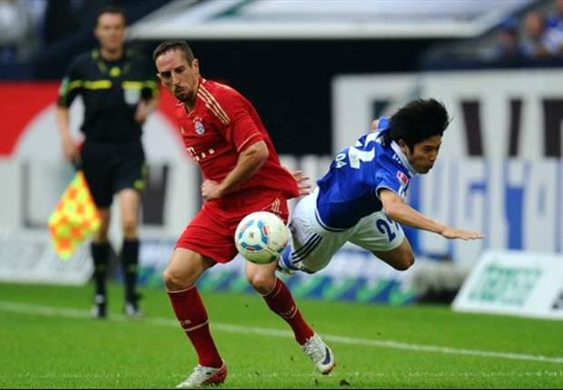 Bayern zet goede vorm door bij Schalke
