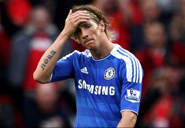 Chelsea manager Andre Villas-Boas suggests Fernando Torres will be dropped again after Liverpool defeat