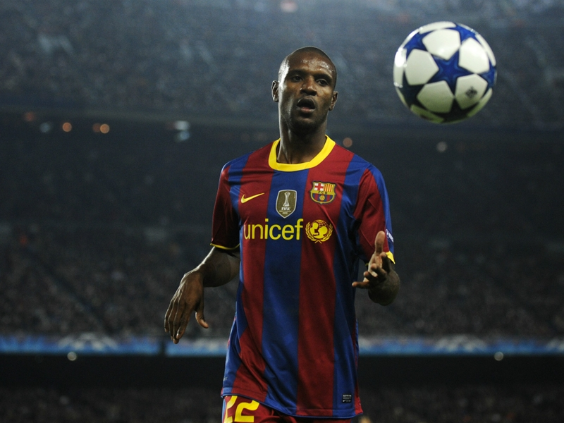 Barcelona name Eric Abidal as a new ambassador