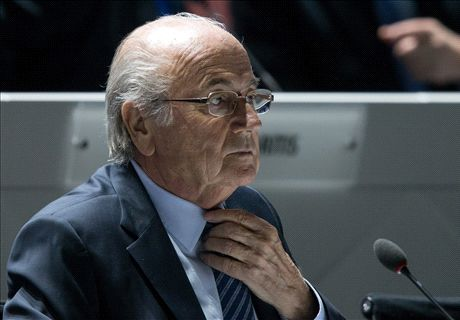 Under-fire Blatter set for Fifa election win