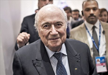 Blatter questions timing of Fifa arrests