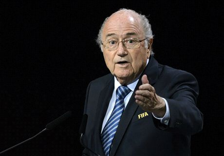 Blatter slams Uefa's 'campaign of hatred'