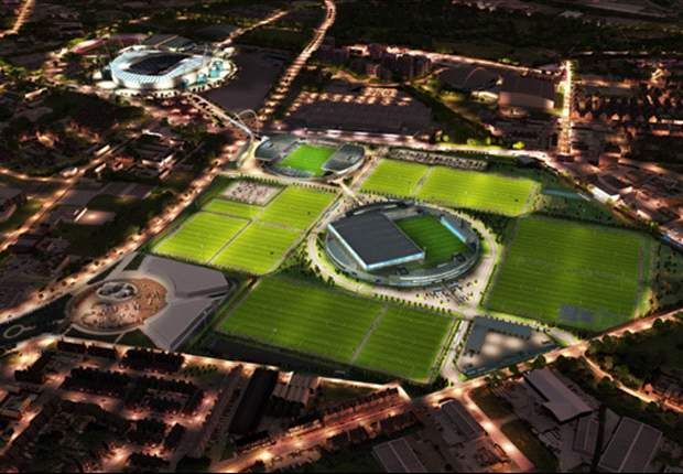 Manchester City unveil new multi-million pound academy plans