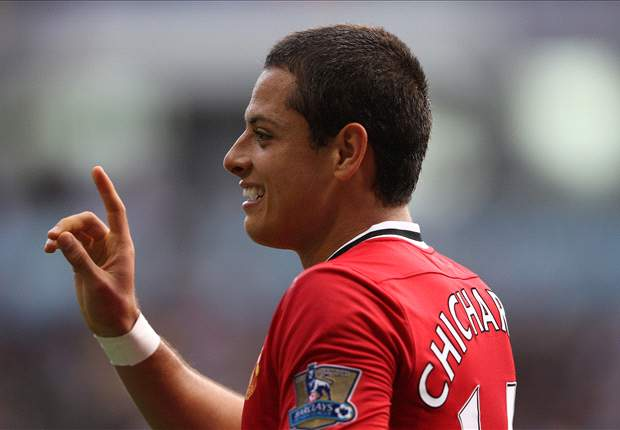 TEAM NEWS: Chicharito among substitutes as Manchester United name unchanged team against QPR