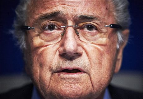 Blatter: I'm not perfect but I can fix Fifa