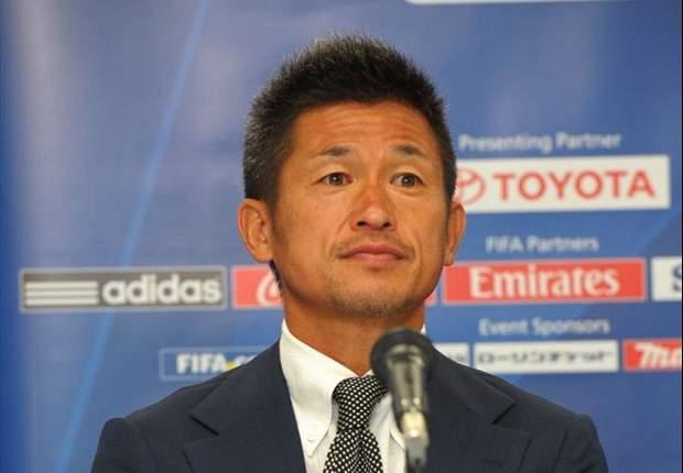 JFA Minta Kazuyoshi Miura Perkuat Timnas Futsal