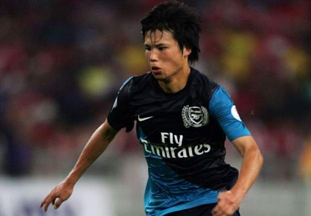 Ryo Miyaichi: I want to do what Arsenal's Jack Wilshere did on loan at Bolton