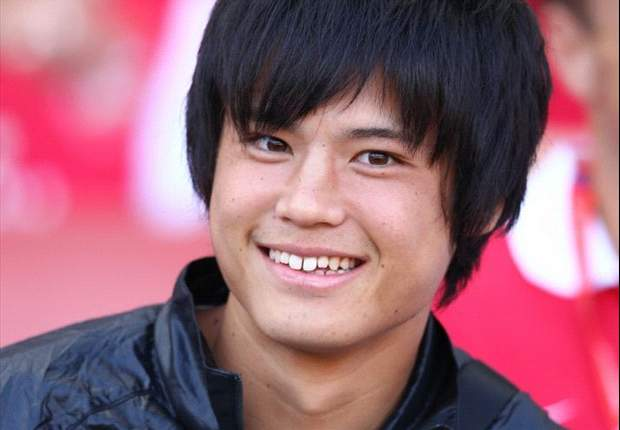 Ryo Miyaichi: I was too shy and nervous when I first joined Arsenal but now I'm settled