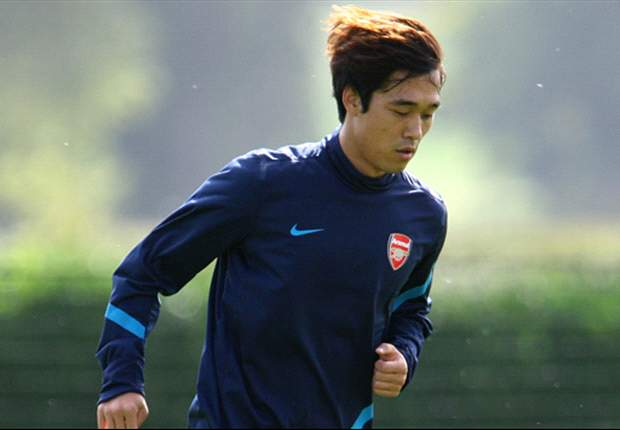 Arsenal's Park Chu-Young is not an automatic selection due to lack of playing time, says South Korea coach Choi Kang-Hee