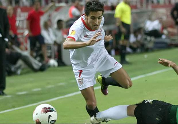 Sevilla's Jesus Navas doubtful for Barcelona match - report