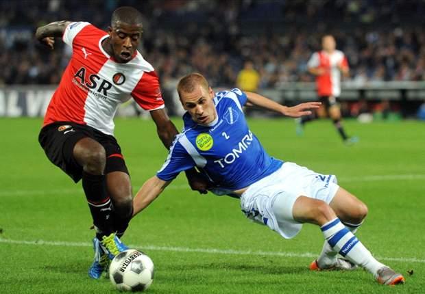 Cissé traint weer mee bij Feyenoord