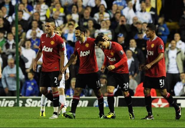 Manchester United Tundukkan Leeds United, Michael Owen Cetak Dua Gol