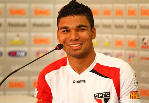 Casemiro: I'm going to play for the Real Madrid first team