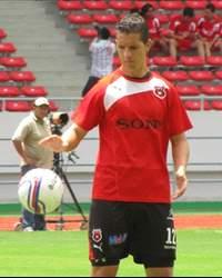 P. Gabas, Argentina International