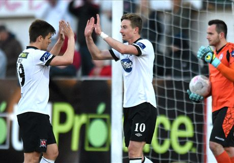 Match Report: Dundalk 5-0 Shelbourne