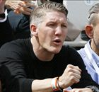 In Pictures: Football stars at French Open
