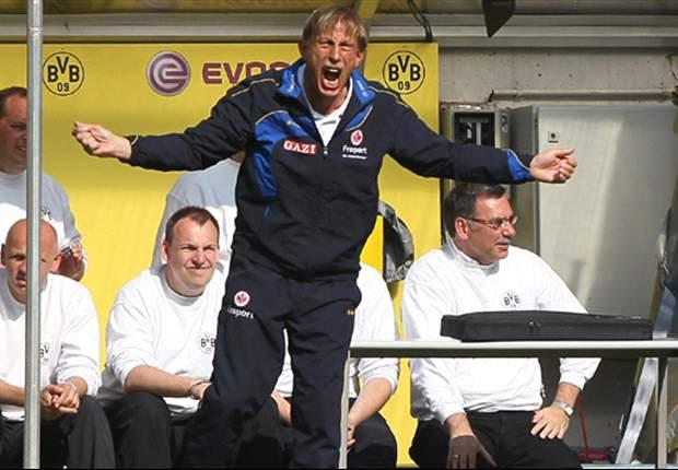 Vielleicht ist er bald DFB-Sportdirektor: Christoph Daum