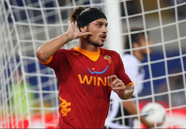 Roma 1-1 Siena: Late Vitiello equalizer denies Luis Enrique's side first victory