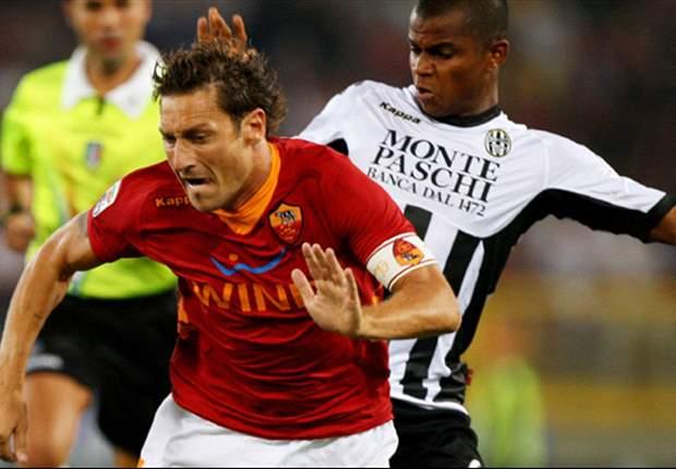 Serie A Preview: Siena - Roma