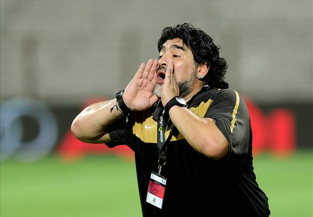 Al Wasl coach Diego Maradona disappointed with lack of professionalism in UAE Pro-League
