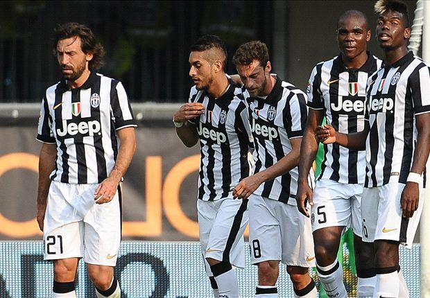 Verona 2-2 Juventus: Last gasp Juanito denies Bianconeri
