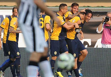 Cuore Verona: 2-2 e sorrisi per Toni