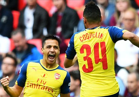 Alexis & Walcott make Arsenal dream